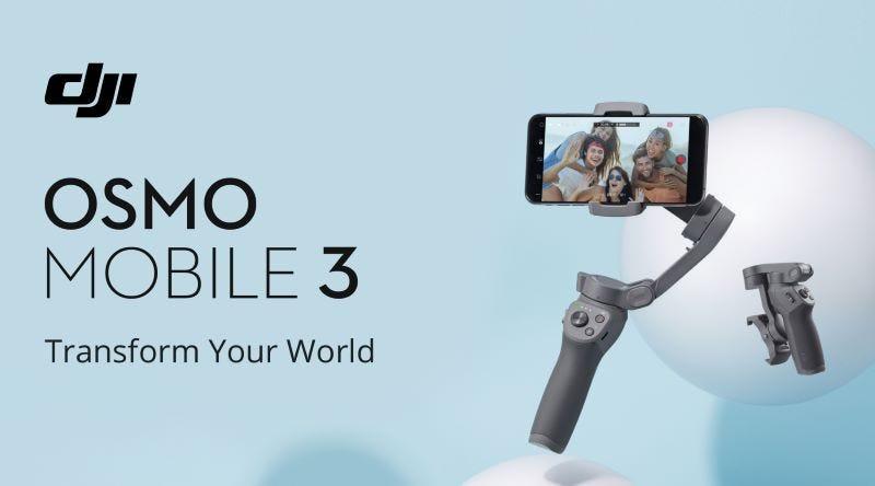 Osmo mobile 3 banner