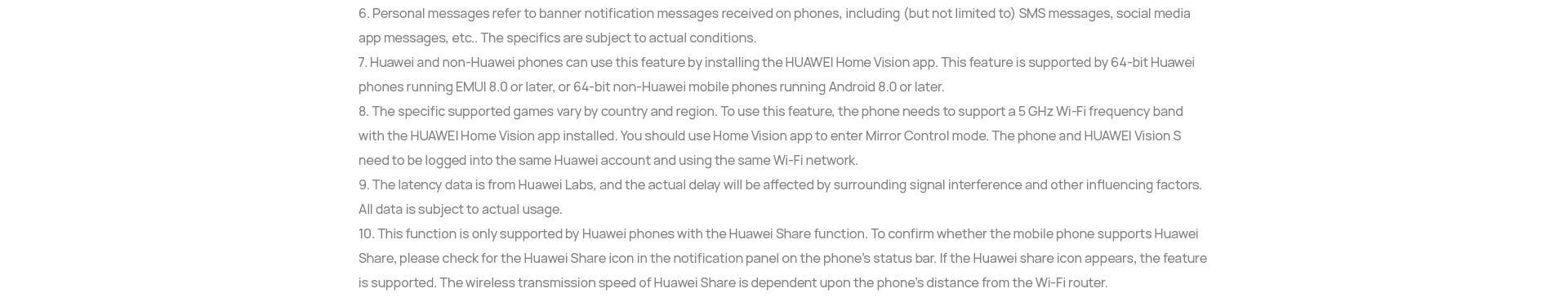 Huawei TV 39