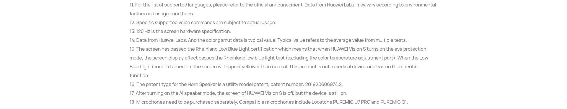 Huawei TV 40