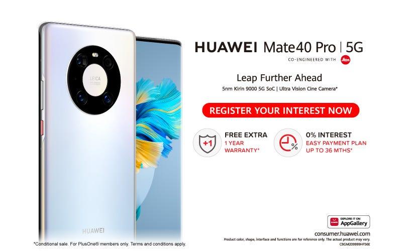 Huawei Mate40