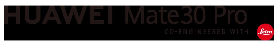 mate30 pro logo
