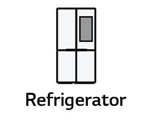LG Refrigerators Series