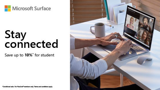 Student Surface
