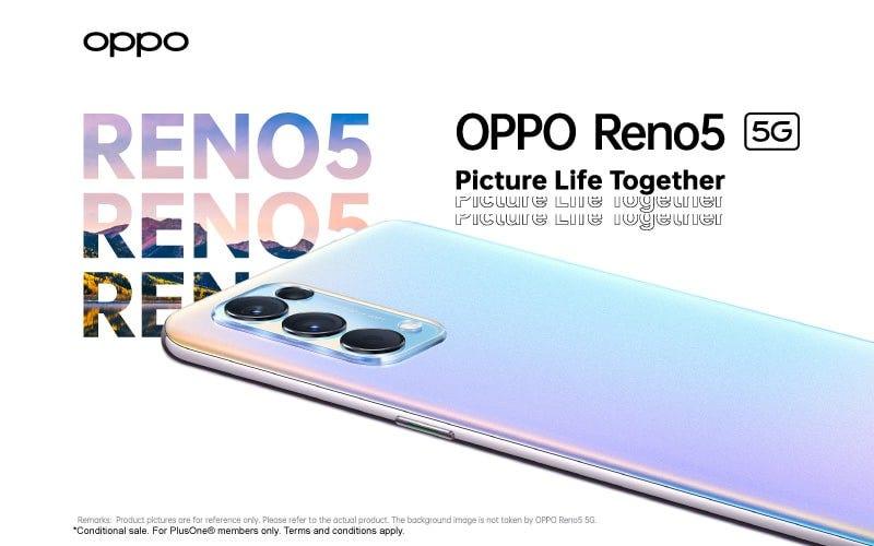 Oppo Reno 5 Series