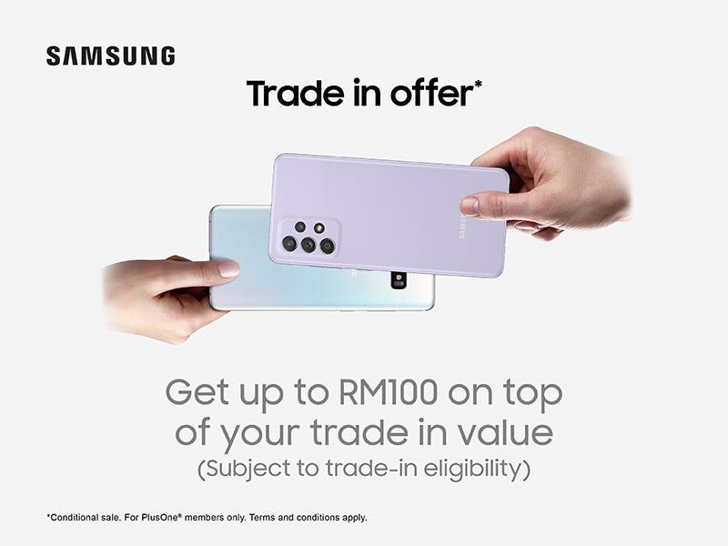Samsung A Trade in Program