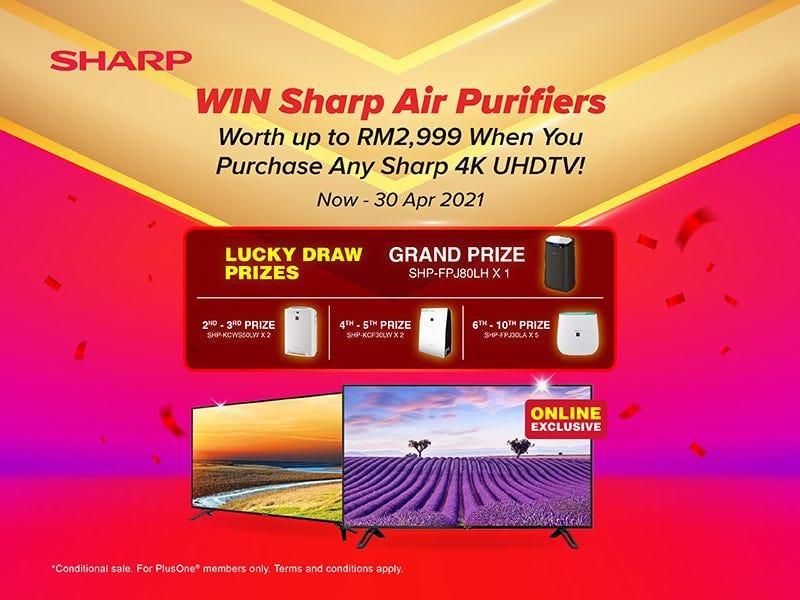 Sharp TV 4k