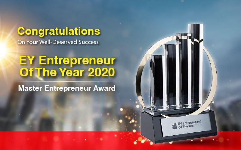 EY Master Award