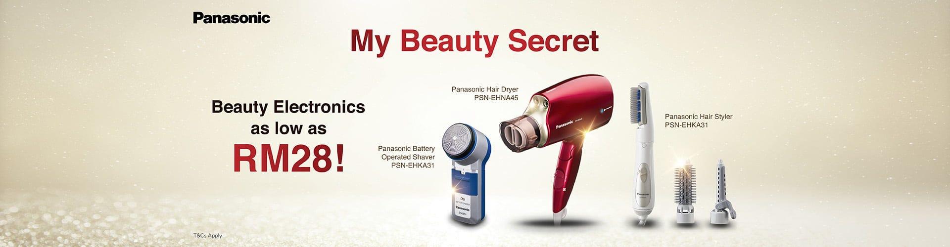 Beauty Secret Desktop