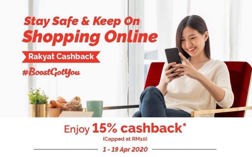 Boost Cashback Mobile