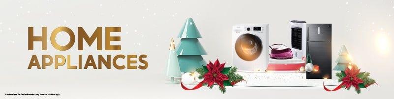 Christmas Home Appliances