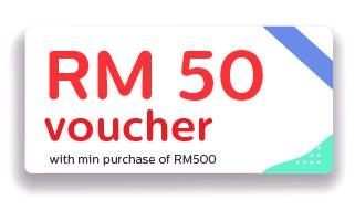 RM50 Voucher