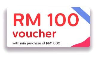 RM100 Voucher