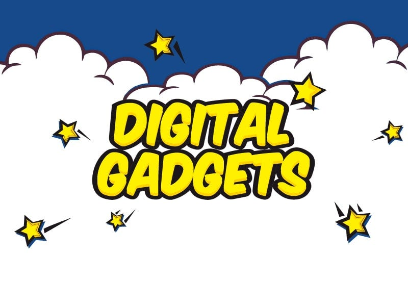 Digital Gadgets