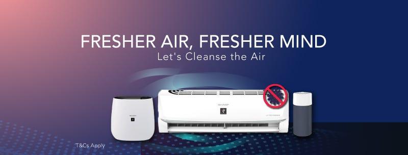 Fresher Air Fresher Mind