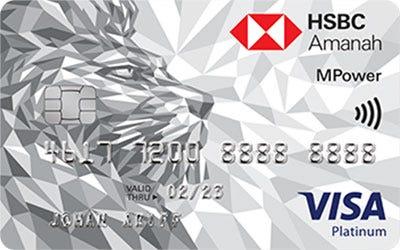 HSBC Amanah MPower Visa