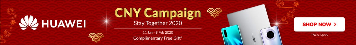 Huawei CNY Stay Together 2020