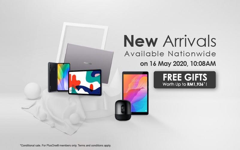 Huawei New Launch Banner Desktop