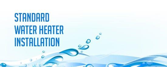 water heater standard