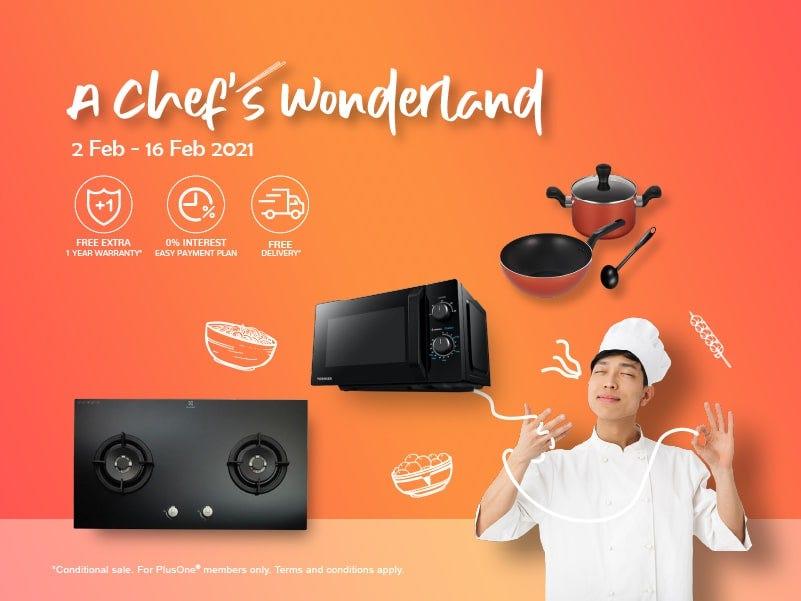 A Chefs Wonderland