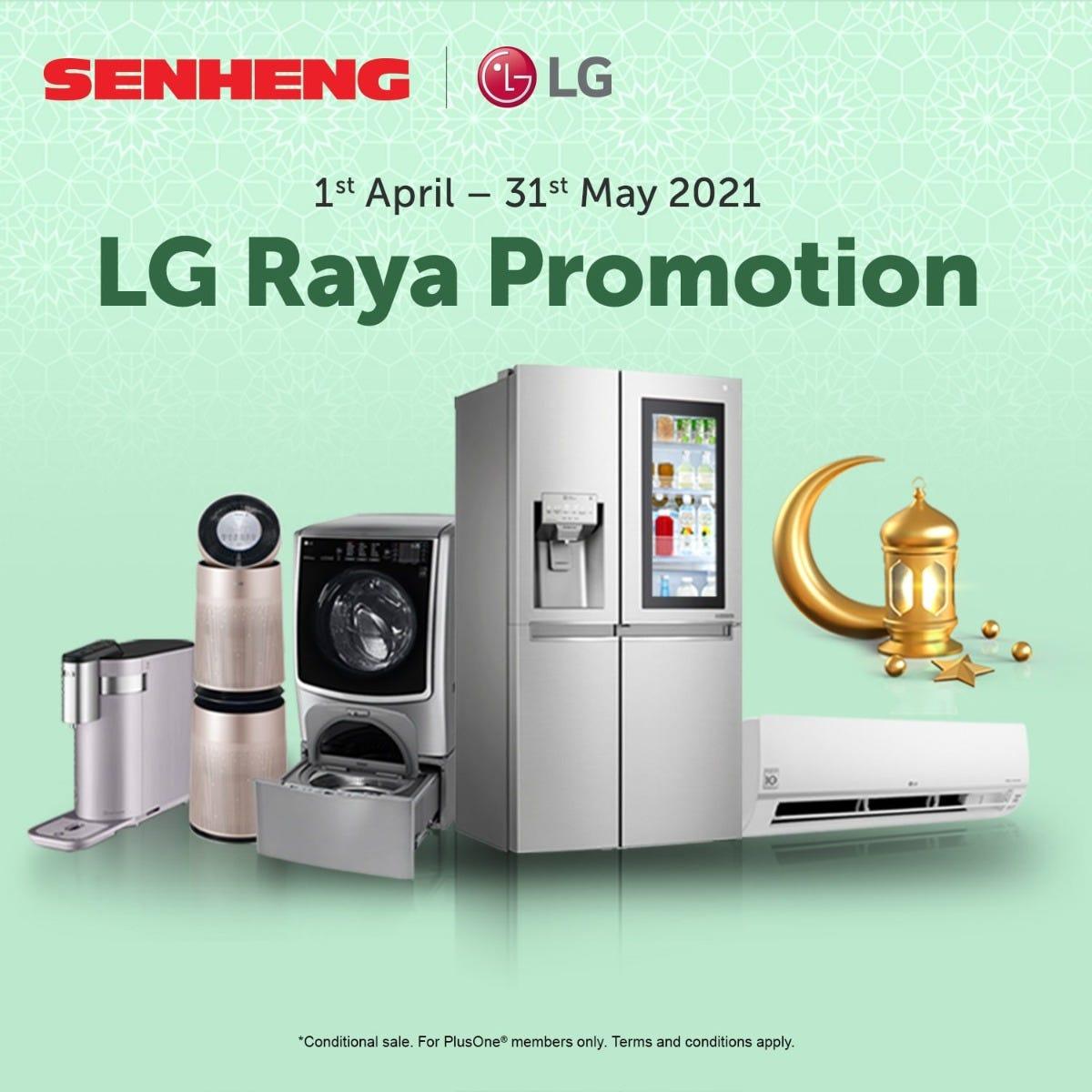 LG Raya Promotion
