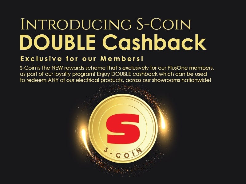 S-COIN Promo
