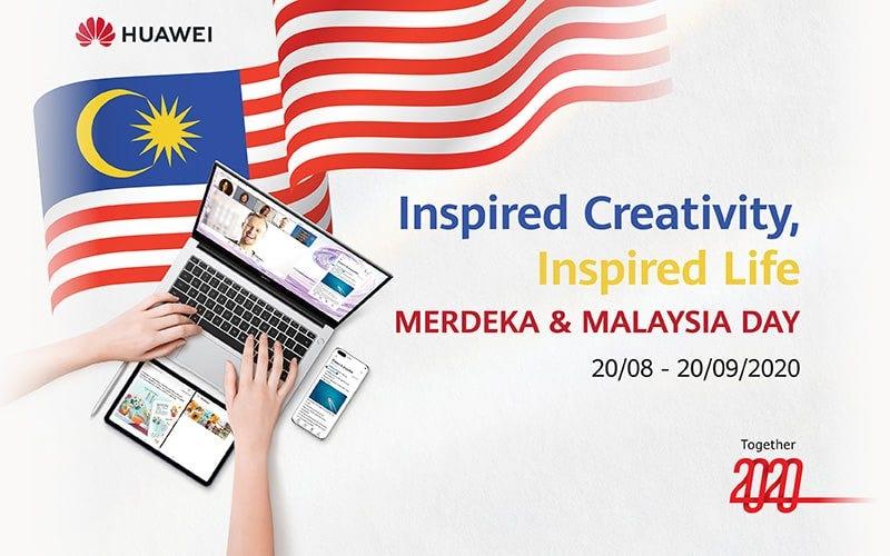 Huawei Merdeka Special