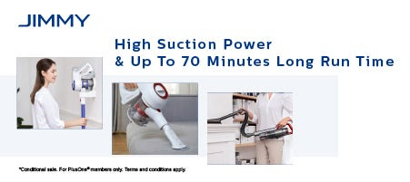 Jimmy Promo | High Suction Power