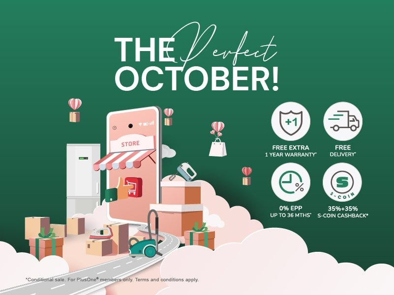 October Promotion