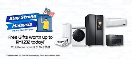 Samsung Stay Strong Malaysia