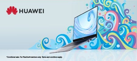 Huawei Matebook Promotion