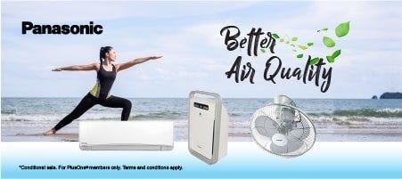 Panasonic Better Air Quality