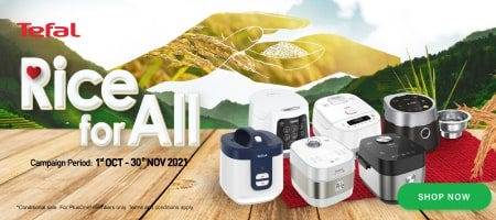 Tefal Rice for All