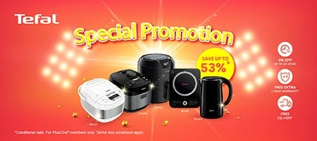 Tefal Special Promotion