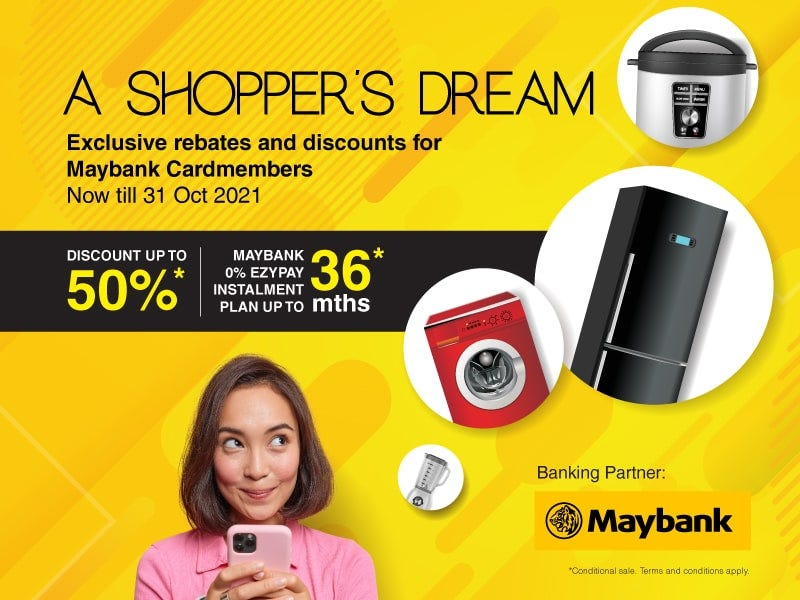 Maybank Members' Day