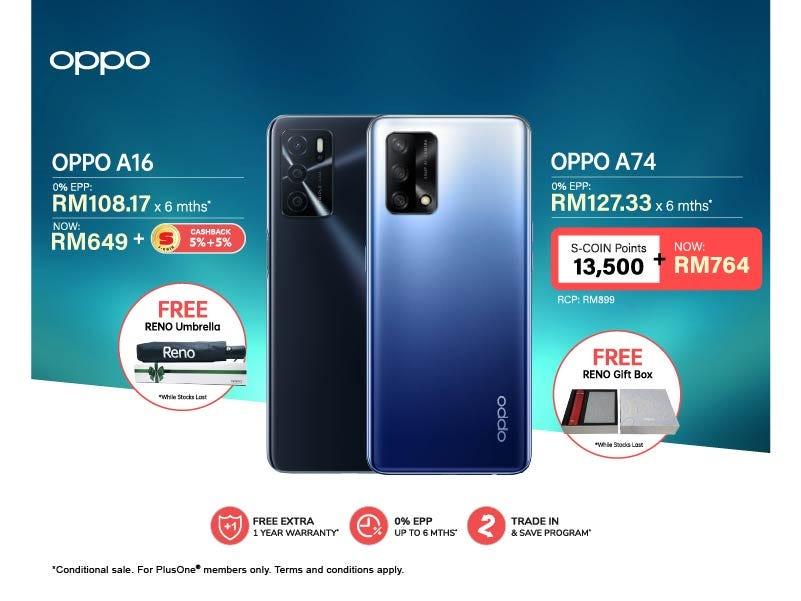 OPPO A Series Promo