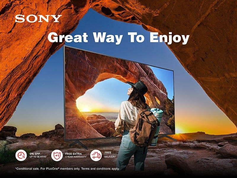 Sony Great Way to Enjoy