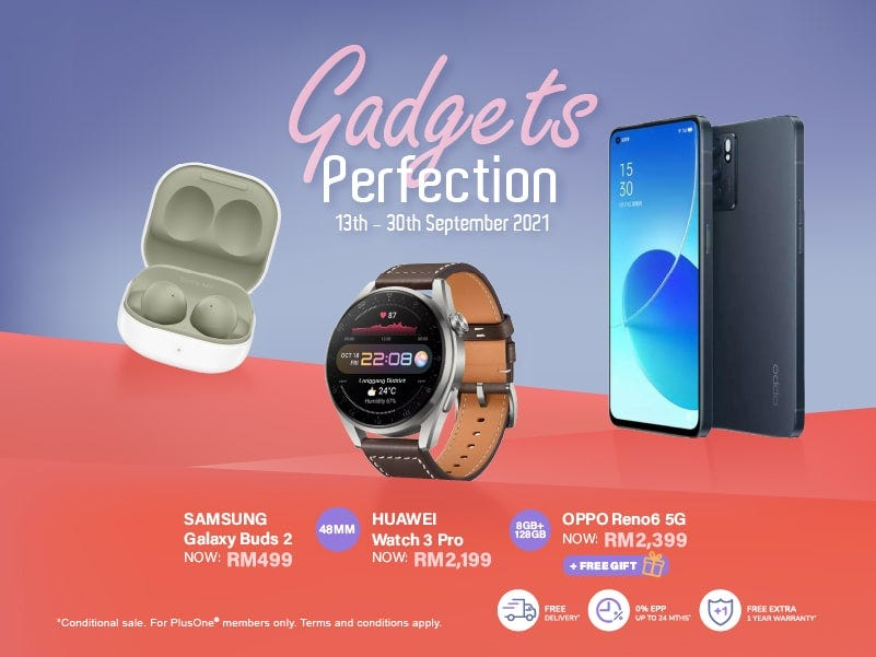 Gadgets Perfection