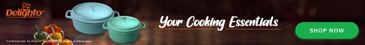 Delighto   The Best Cooking Essentials