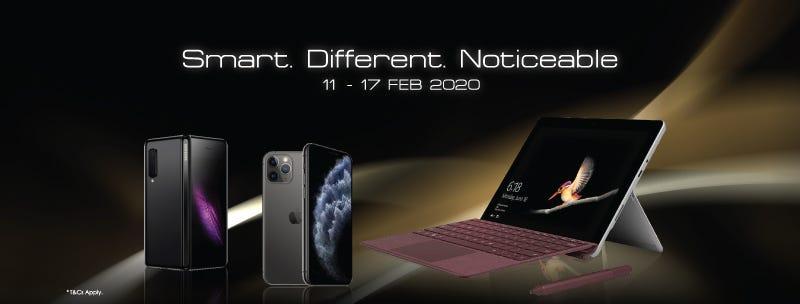 Senheng Premium Gadgets Promotion