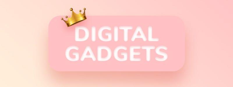 Queen's Day Digital Gadgets