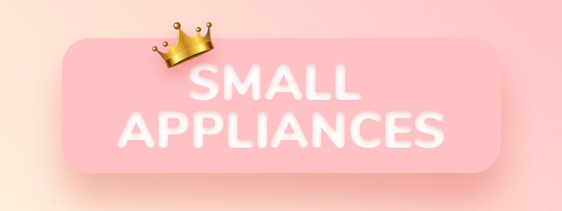 Queen's Day Small Appliances