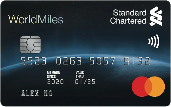 Worldmiles Mastercard