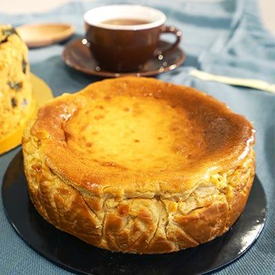 Gula Melaka Burnt Cheese Cake