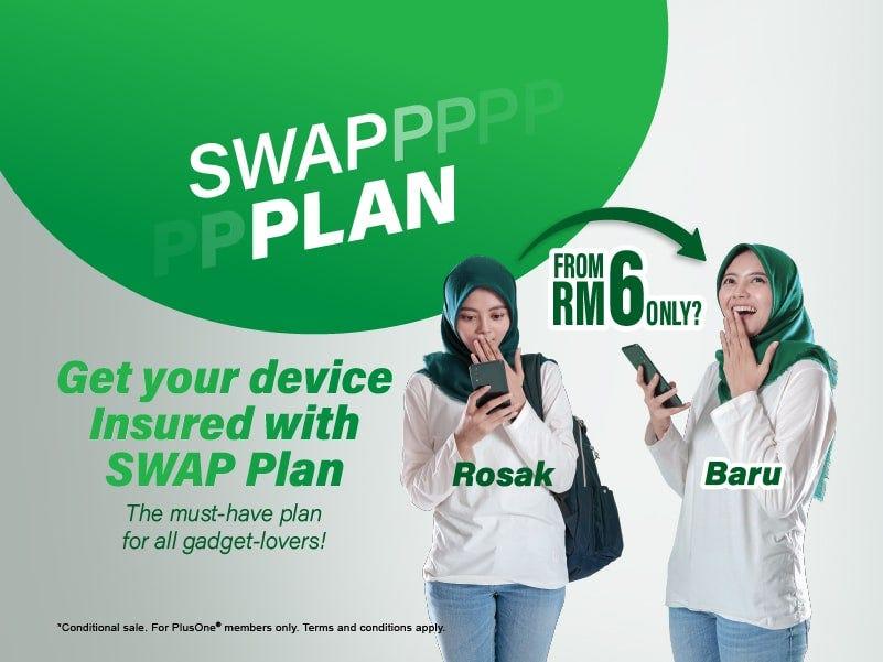 Swap PLAN