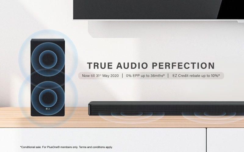 True Audio Perfection Banner