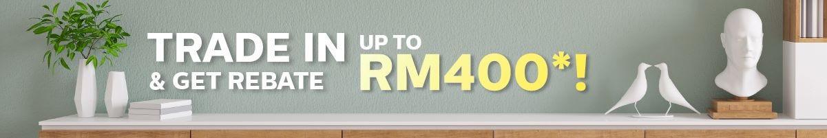 RM400 Mobile Banner