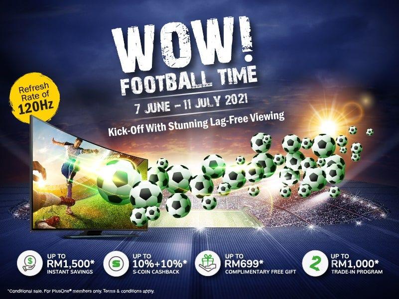 WOW! Football Time