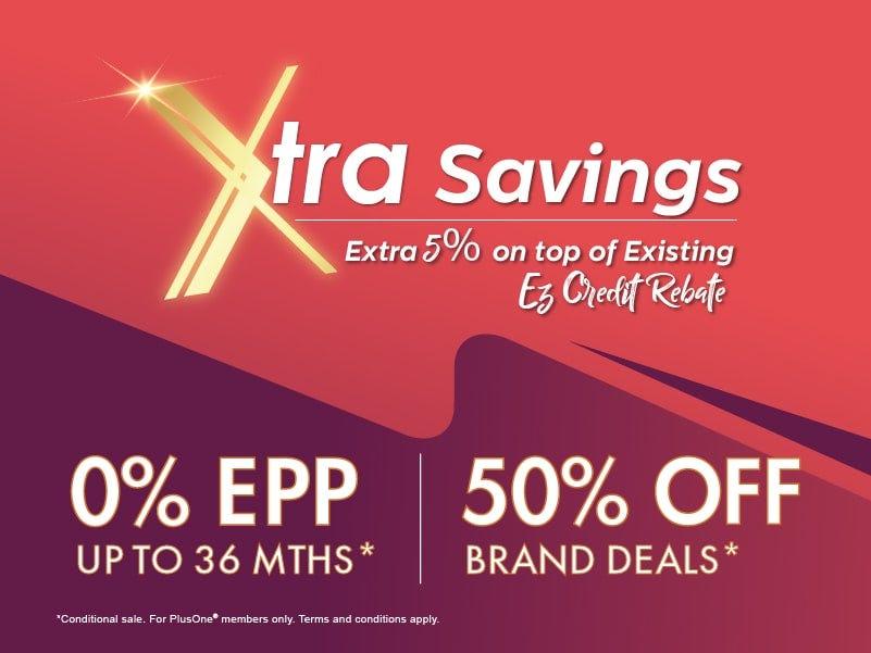 XTra Savings