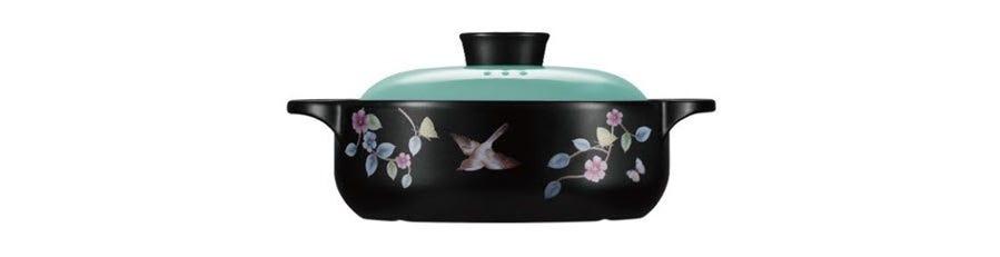 Color King 4000ML 100% Ceramic Pot - Hot Pot Series Tiffany Blue