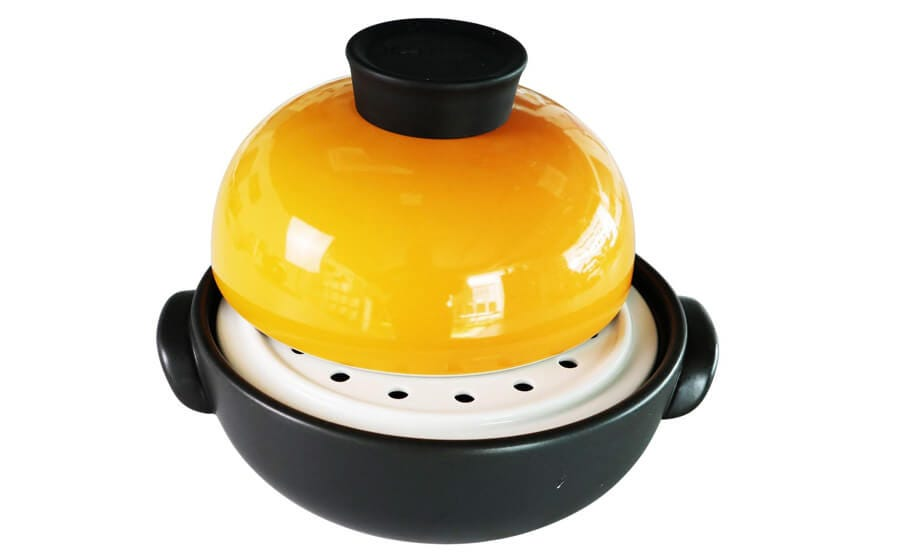 Color King Combo Set with Ceramic Stock Pot and Braising Pot